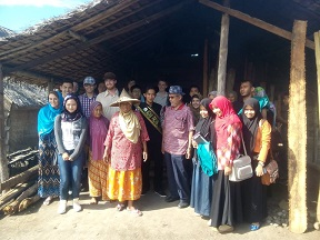 Mahasiswa Soka University of America mengunjungi  Universitas Almuslim dan mengenal lebih dekat kawasan wisata Bireuen.