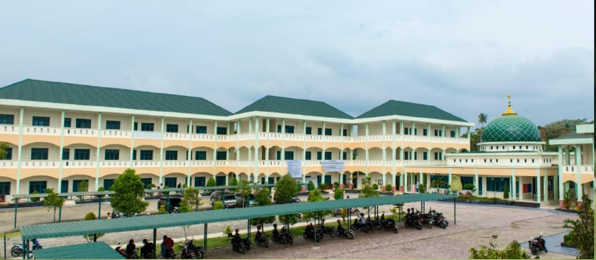 Gedung Kuliah Universitas Almuslim