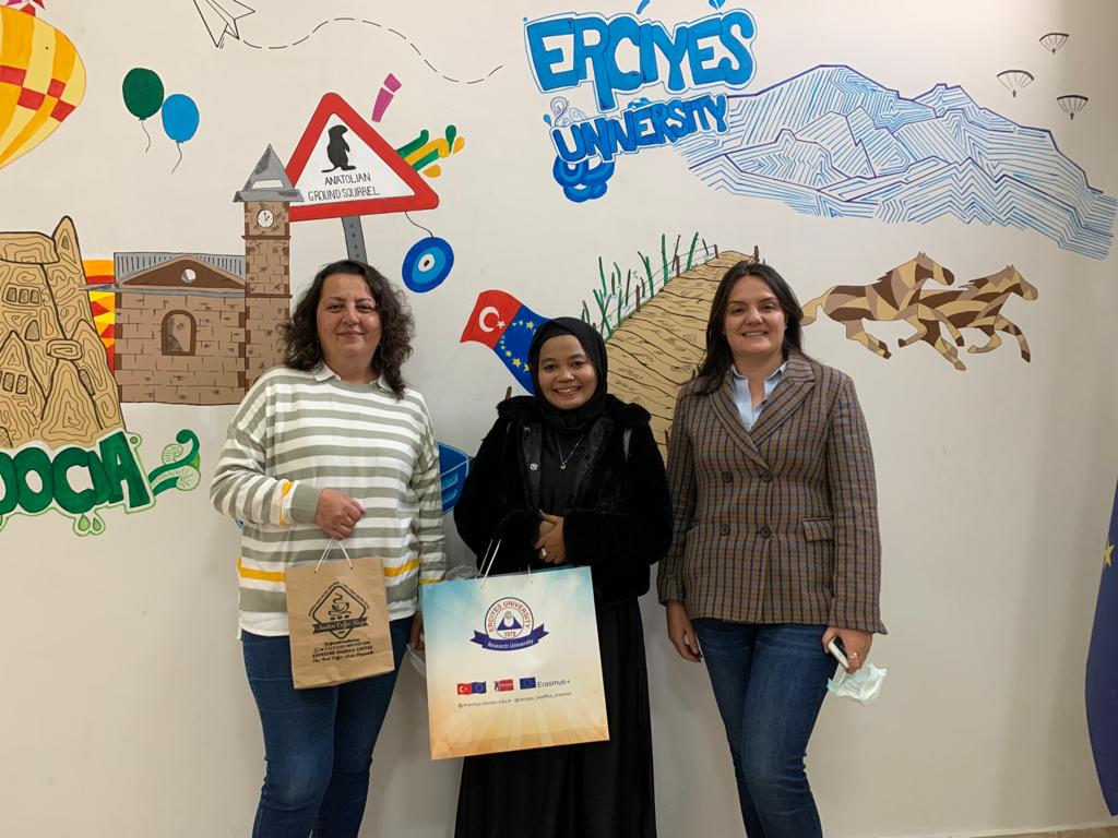 Umuslim jajaki kerjasama dengan Erciyes University Turki